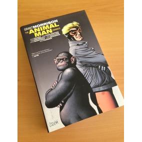 The Animal Man Omnibus Grant Morrison Dc Vertigo Inglés