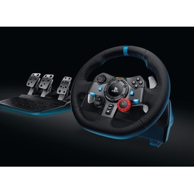 Volante Logitech G29 Driving Force Para Ps4 + Cambio (g27)