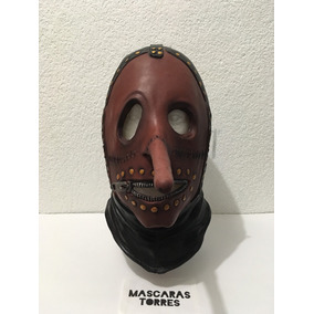 Chris Slipknot Máscara De Látex Unitalla Envió Gratis