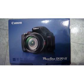 Camara Canon Power Short Sx30 Ls 14.1 Megas Pixels