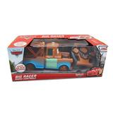 Tow Mater Carros Disney Rádio Controle 3 Funções - Toyng