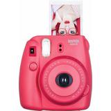 Camara Fujifilm Instax Mini 8 Instant Film Camera Raspberry
