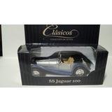 Auto Antiguo Jaguar Ss 100