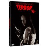 Dvd Obras-primas Do Terror 5 (3 Dvds)