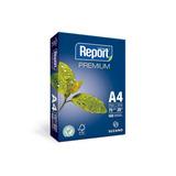 Resma Papel A4 75 Grs X 500 Hojas Premium Report Lezamapc