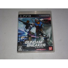 Gundam Breaker Ps3 Metal Gear Solid Fifa Halo Cod