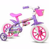 Bicicleta Feminina Aro 12 - Violet. Curitiba, Pr