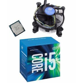 Procesador Intel, Core I5-7400, Séptima Generación, 3.50 Ghz