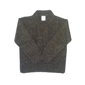 Pompas - Sweaters Para Chicos / Niños - Sweater Con Trenzas
