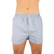 Boxer Hombre Tela De Camisa Olegario