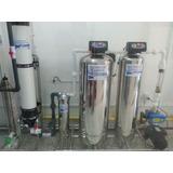 Maquina De Purificación De Agua Industrial
