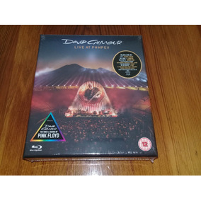 David Gilmour Live At Pompeii Deluxe Edition 2 Cd+2 Bluray