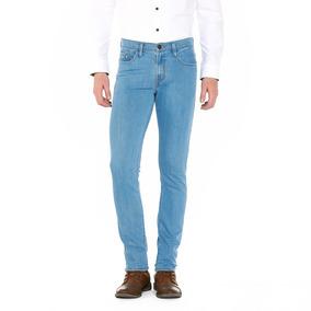 Jeans Oggi Risk Blak Skinny 550 Hombre