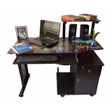 Escritorio Para Computadora / Mueble De Computo Para Oficina