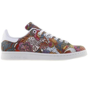 Tenis Casuales Stan Smith Mujer adidas Ba7655