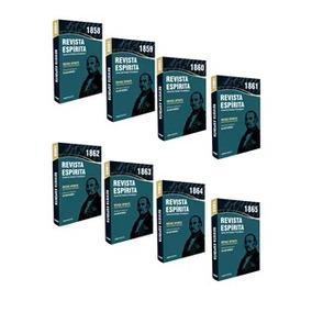 Livro (coleção Revista Espírita) - Edicel (allan Kardec)