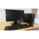Dell Vostro 270s Con Monitor 6gb Ram 500gb Dd Core I5