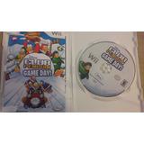 Juego Wii Club Penguin Con Manual