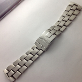 Extensible Breitling B1 Acero 22mm 15.5cm Largo Usada