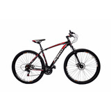 Bicicleta Ksw Câmbios Shimano Aro 29 Freio A Disco 21v