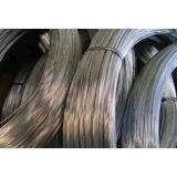Negociable Rollo De Alambre Dulc Galvanizado Calibre12-50 Kg