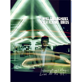 Noel Gallagher International Magic Live 2 Dvd Oferta Oasis