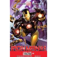 Iron Man #1 A 20 (2012) Marvel Now! Homem De Ferro