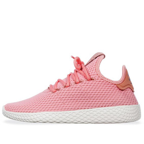 Tenis adidas Pw Tennis Hu - Cp9803 - Rosa - Mujer
