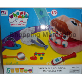 Kit Odontologico Para Niños De Juguete Play T* Tienda Fisica