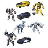 Robot Transformers Last Knight Premier Hasbro Modelos Srtdos