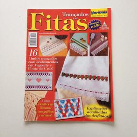 Revista Borados Yaranas Trançados Em Fitas Toalhas N°07