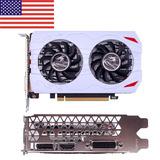 Gtx Colorido 1050 Ti 4gb Ddr5 Juegos V3 Hdmi Video Gráficos