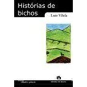 Revista Histórias De Bichos Luiz Vilela