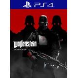 Wolfenstein The New Order Juego Digital Ps4   Cc