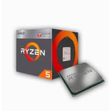 Procesador Amd Ryzen 5 2400g + Radeon Vega 11 3.6ghz
