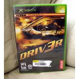 Driv3r Juego Xbox Sellado