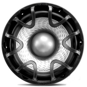 Subwoofer 12 Polegadas Bravox New Uxp Power 12d4 500w Rms