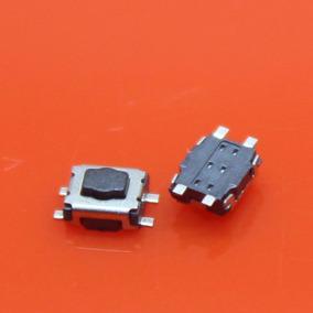 10 Botão Tactil 3*3.5*1.8/ Telecomando Citroen - C1/c2/c3/c4