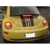Vw Beetle 2000 Aburrido? Ponle Este Aleron Modelo Hot Wheels