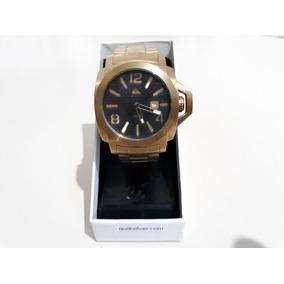 Relógio Quiksilver Beluka Gold - Relógios De Pulso no Mercado Livre ... 775ce208f6