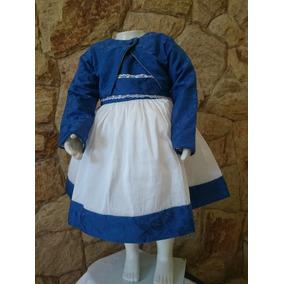 Vestido Infantil Festa Casamento Tafetá Com Bolero