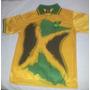 Camisa Seleção Jamaica 2002