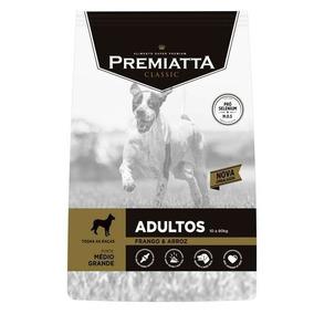 Ração Premiatta Classic Cães Raças Médias E Grandes 15kg