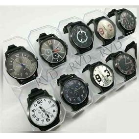 2fa04c97aa2 Kit 20 Relógios Masculino Atacado + 20 Caixas + 20 Baterias. R  229. 12x R   22. Frete grátis