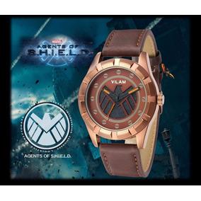 Reloj Para Hombre De Lujo Agents Of Shield Vilam Oferta