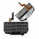 Flex De Teclado Keypad Para Blackberry Q10 Negro Original