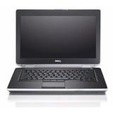Notebook Dell Latitude E6420 Intel I5 500gb 8gb Mostruário