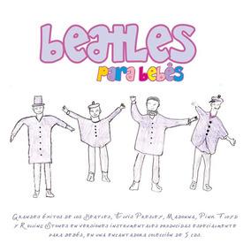 Cd The Beatles Para Bebés