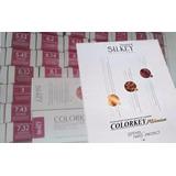 Carta De Colores + Pack 20 Tinturas Silkey Milenium 120g