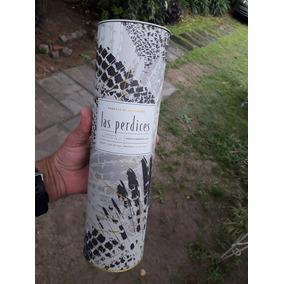 Antigua Lata De Vino Las Perdices